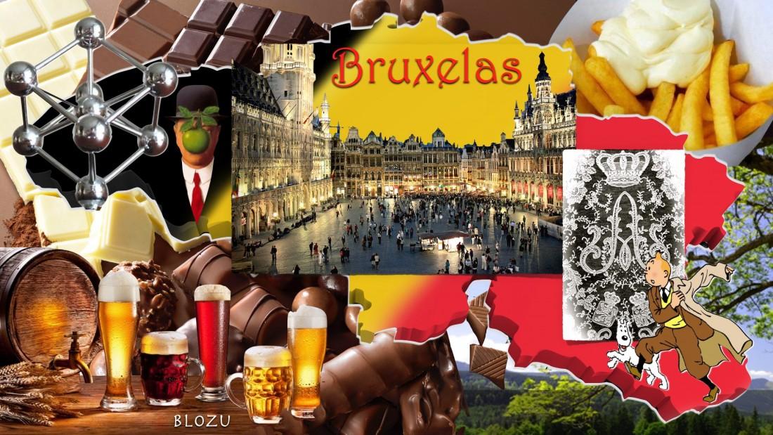 Bruxelles - Bruxellas