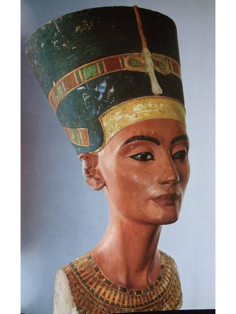 Nefertiti - Egito - Rainha