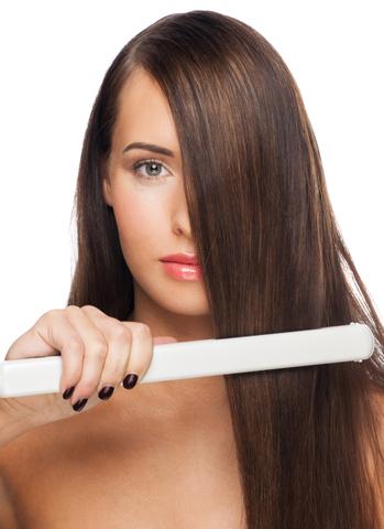 cabelo - cabelo chapado - chapinha