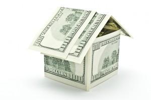 dólar - dollar -casa - dinheiro