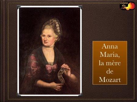 Amadé - Anna Maria - Mozart