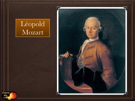 Amadé - pére - Mozart