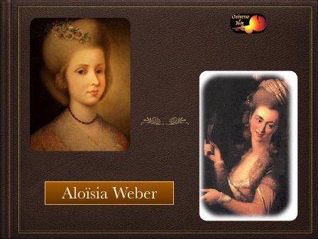 Amadé - Aloisia Weber - Mozart