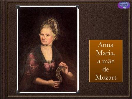 Amadé - Mozart - Mãe