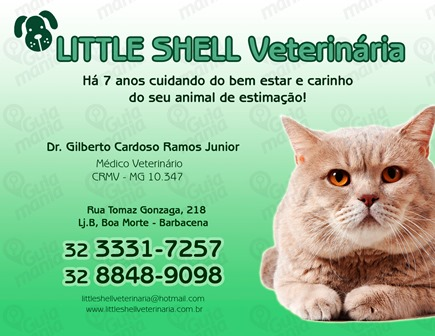 Little Shell Veterinaria