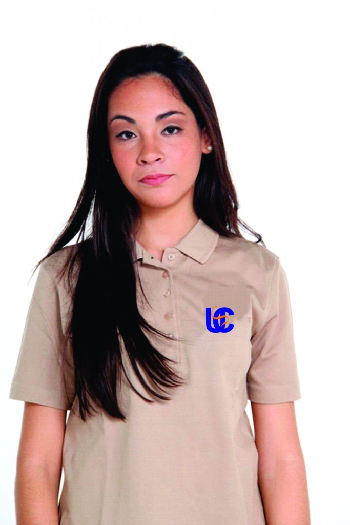 UC, camisa polo, plo feminina